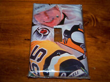 PITTSBURGH PENGUINS LARRY MURPHY LIGHT SWITCH PLATE