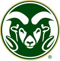 Colorado State Rams NCAA Color Die-Cut Decal / Car Sticker *Free Shipping