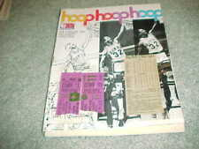 1980 Atlanta Hawks v Milwaukee Bucks Basketball Program with tickets 11/28