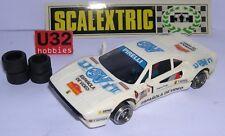 SCALEXTRIC EXIN C-4075 FERRARI 250 GTO #1 ESPAÑOLA DE VIDEO EXCELENTE CONDICION