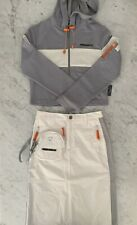 MISS SIXTY Two Piece Hoodie & Skirt Set