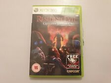 Resident Evil  Operation Racoon City Xbox 360 PAL Uk (Reino Unido)completo leer!