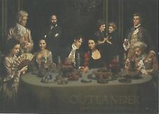 Outlander Season 2 - Complete 72 Card Foil Parallel Base Set