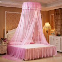 Canopy Mosquito Net Bedcover Bed Dome Tent for Baby Girl Room Dome Princess Bed
