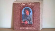 GILBERT O'SULLIVAN - A STRANGER IN MY OWN BACK YARD .     LP.