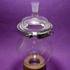 3000ML 1-neck Reaction Flask,24/40,3L Separately reactor flask with easy Clamp
