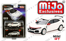 TSM Honda Civic Type R Modulo Edition (FK8) 2017 White MGT00010 1/64