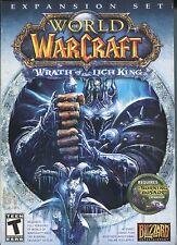 World of Warcraft: Wrath of the Lich King (Windows XP/Vista, Mac OS X 104.11)