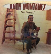 Andy Montanez Montanez Todo Nuevo Salsa TH-Rodven TH-2668  LP Vinyl
