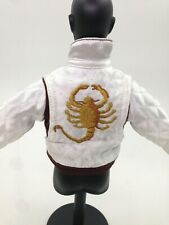 1/6 Outfit Jacket Embroidery for Fashion Royalty Integrity Toys Male Doll New