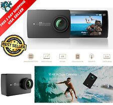 NEW Xiaomi Yi 4K Action Camera Black WiFi Sports Pocket Action Camera US Version
