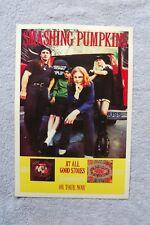 Smashing Pumpkins Concert Tour Poster 1991__