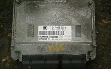 047906033C 5WP44203 10 SKODA FABIA 1.4 ENGINE ECU SIEMENS VW