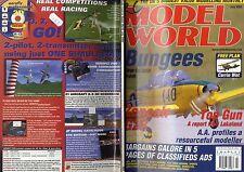 RADIO CONTROL MODEL WORLD MAGAZINE 2002 JUL CURRIE WOT FREE PLAN, ZENOAH G23