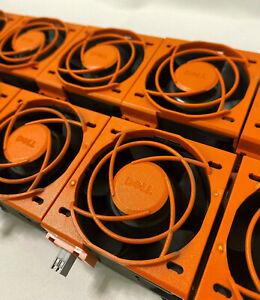 Lot of (10) Dell PowerEdge R710 Server Cooling Fan 090XRN