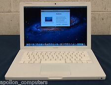 "Apple MacBook 2.0 GHz Core 2 Duo 13"" 2.0GB RAM 160GB HD GMA 950"