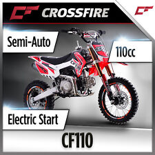 Crossfire CF110 110cc Dirt Bike, Pit Bike Motorbike