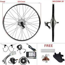 """Hub Motor 36V250W 700C 28"""" Front Motor E-Bike Conversion Kit Retrofit Kit DIY"""