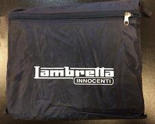 Waterproof scooter / bike cover dark blue for Lambretta