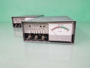 Modulation Analyzer FM/AM, Marconi TF 2304 9-12.5 und 18-1000 MHz