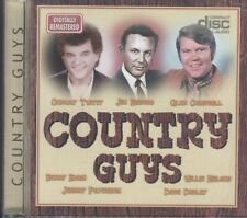 Various Artists - Country Guys cd