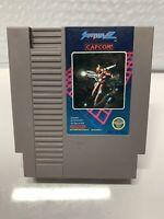 Section Z - 5 Screw (Nintendo Entertainment System, 1987) NES Game Cartridge