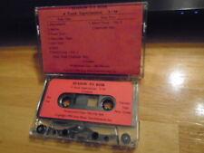 RARE PROMO Season To Risk demo CASSETTE TAPE 8 Track Experimental UNRELEASED '94