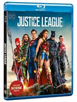 JUSTICE LEAGUE (BLU-RAY) Gal Gadot, Robin Wright, Amy Adams, Ben Affleck