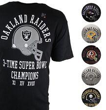 Super Bowl Champion NFL Team Apparel Men's Team Graphic T-Shirt