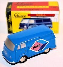 VW T2 Furgoneta Noris Spiele 1:90 Schuco Piccolo 05224