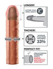 Penisverlängerung - Penissleeve - Penisvergrößerung bis zu 2,5 cm - Penishülle