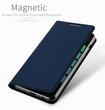 DD For Samsung Galaxy A8 2018 PU Leather Flip Case Wallet Smart Magnetic Cover