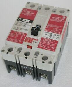 CUTLER-HAMMER FD-K 3P 600VAC 250VDC 150A SERIES C SWITCH FD3150KW / 3A16279G10