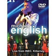 Michael English DVD Live from INEC, Killarney Co Kerry (Pre sale Release 24/11)