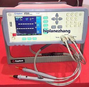 AC Low Ohm Meter Battery Internal Resistance Meter Sorting UPS ESR Test AT526