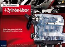 Das Franzis Lernpaket 4-Zylinder-Motor - Bausatz