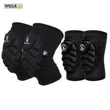 Cycling Knee + Elbow Pads Protective Guards Set BMX MTB Bike Gear Skateboard Ski
