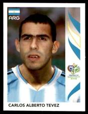 Panini WORLD CUP 2006-Carlos Alberto Tevez Argentina Nº 187