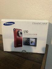 Samsung U10 Red