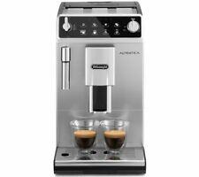 DELONGHI Autentica ETAM 29.510.B Bean to Cup Coffee Machine Silver & Black