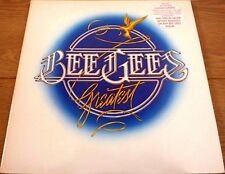Bee Gees Greatest Double Vinyl LP 1979 UK Compilation Album Original Pressing
