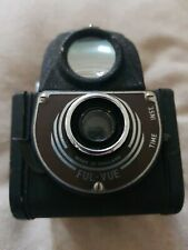 Vintage ENSIGN FUL-VUE BOX CAMERA  Fully working shutter GOOD COND