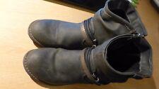 Winterstiefel, Kinderstiefel, Gr: 33 Stiefel, Indigo braun für Mädchen