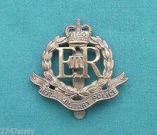 "Royal Military Police ""EiiR"" - ""Gaunt"" - Genuine British Military Army Cap Badge"