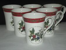 Unboxed Earthenware Portmeirion Pottery Mugs