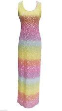 Viscose Midi Striped Plus Size Dresses for Women
