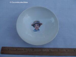 Vintage 1964 Walt Disney Mary Poppins Bowl Sun Valley Melmac Julie Andrews WDW