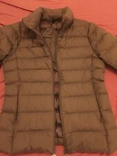 Uniqlo Women Ultra Light Down Jacket - Beige