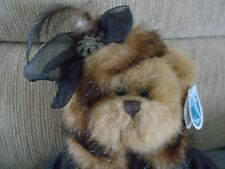 BEARINGTON  BEAR  ELYSSE BEARSWORTH #1396  WITH TAG