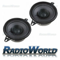 "Carsio 3.5"""" 40W watt Car Van Truck Audio 2-Way Coaxial Speakers Pair 87mm"